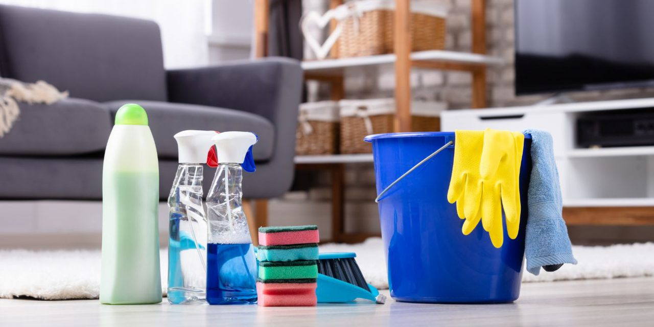 6 Reasons Why You Should Make A Home Cleaning Schedule